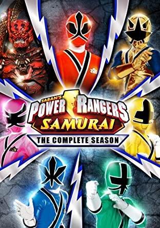 Amazon.com: Power Ranger Samurai - The Complete Series by ...