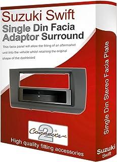 suzuki swift cd radio stereo wiring harness adapter amazon co uk rh amazon co uk Ford Radio Harness Adapter Aftermarket Radio Harness