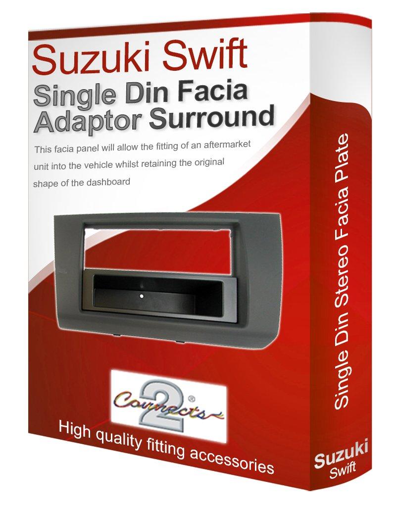 Connects2 AZ-ICE-1743 Stereo Radio Facia Fascia Adapter Panel Plate Trim CD  Surround: Amazon.co.uk: Car & Motorbike