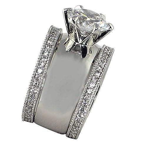 Bridal Ring Bling J105 product image 6