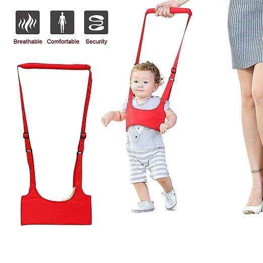 HBIAO Arnés para bebés para Caminar, Aprendizaje Suave y elástico ...