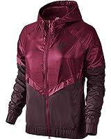 Nike Womens Windrunner Track Jacket at Amazon Women's