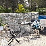 Grand patio Premium Steel Patio Bistro Sets