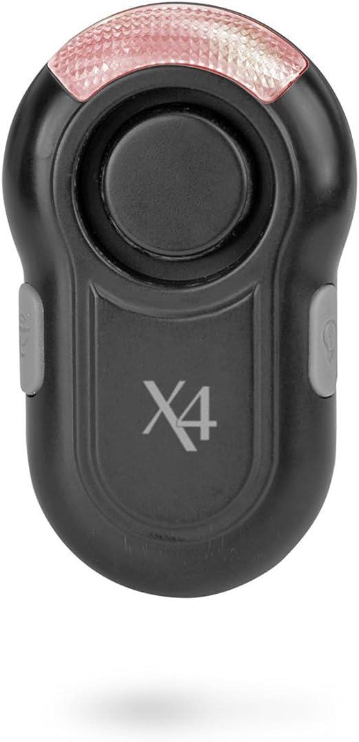 schwarz X4-LIFE Mini Jogging Alarm 115db