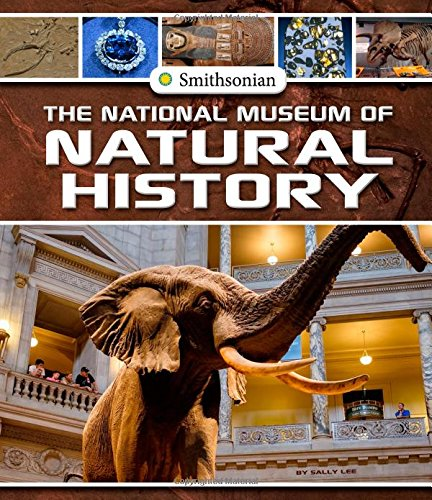 The National Museum of Natural History Smithsonian an elephant inside the museum is in the background