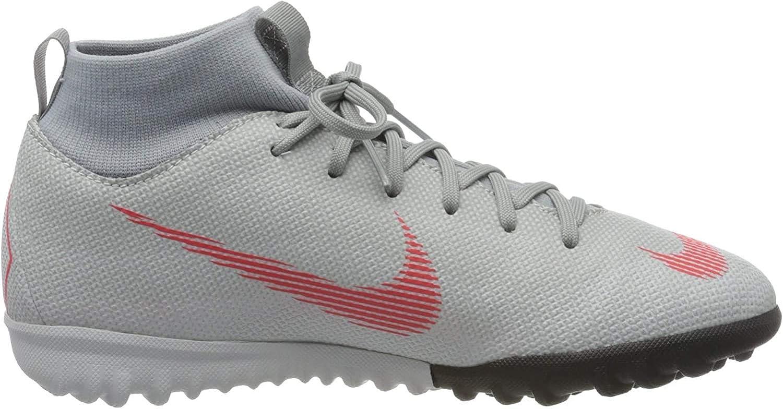 Nike Mercurial Superflyx VI Academy TF, Chaussures de Football Mixte Enfant
