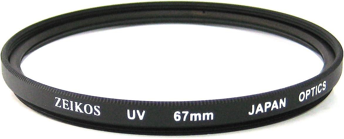 Zeikos ZE-UV67 67mm UV Filter