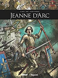 Jeanne d'Arc par Jérôme Le Gris
