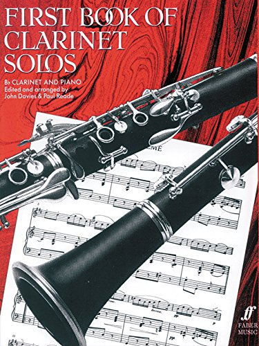 First Book of Clarinet Solos (Faber Edition)