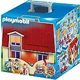 5167プレイモービル playmobil NEWドールハウスキャリングセット 【並行輸入】 (ゲオブラ)