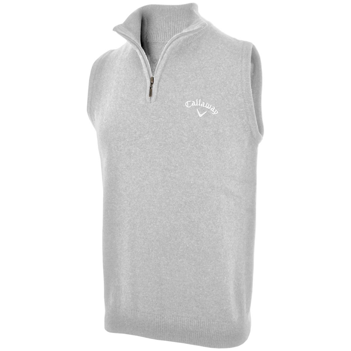 Amazon.com: Cutter & Buck Men's Sandpoint Half Zip Golf Vest Wind ...