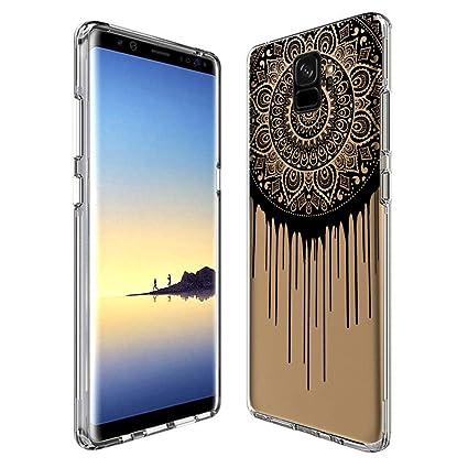 Amazon.com: Carcasa de silicona para Samsung Galaxy S9 ...