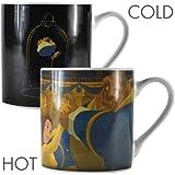 Disney Beauty & the Beast Heat Changing Mug