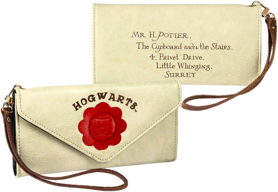 Harry Potter | Mini Bolso para Mujer De Hogwarts | Monedero | Billetera | Cartera | Diseño Exclusivo Y Premium | Bolso Diario para Niñas