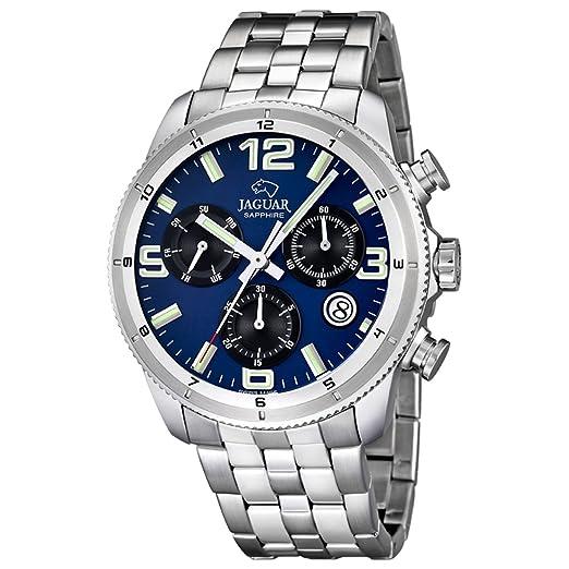 Jaguar reloj hombre Sport Executive Cronógrafo J687/2: Jaguar: Amazon.es: Relojes