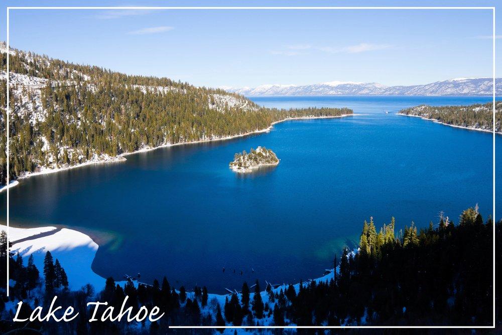 【お得】 Lake Tahoe B017E9R8AE – Metal エメラルドベイ冬の写真 12 x 18 Metal Sign Print LANT-46316-12x18M B017E9R8AE 36 x 54 Giclee Print 36 x 54 Giclee Print, 宮城県:9aa87318 --- irlandskayaliteratura.org