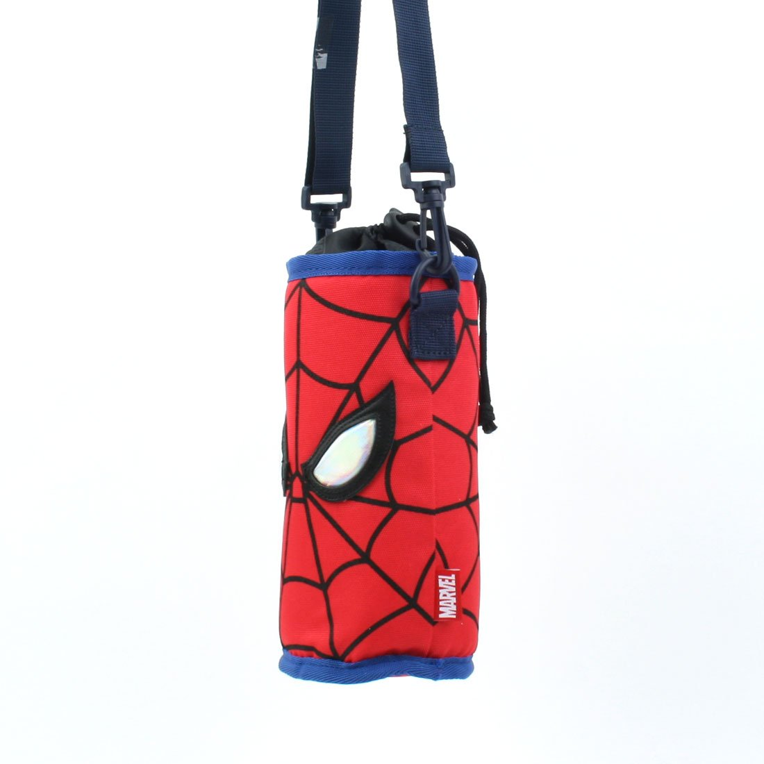 WINGHOUSE x Marvel Spider-Man Water Bottle Sleeve Bottle holder Cross body Bag with Shoulder Strap for Pre-Teen by WINGHOUSE (Image #2)