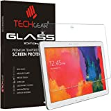 TECHGEAR® Samsung Galaxy Note Pro 12.2 (SM-P900 / SM-P905) GLASS Edition Genuine Tempered Glass Screen Protector Guard Cover