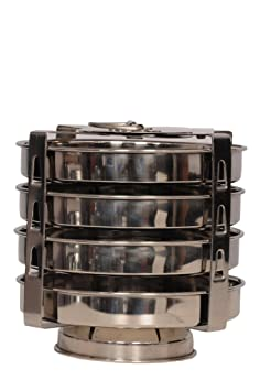 KCL Dhokla  amp; Standard Idli Maker   4 Plates Steamers   Idli Makers