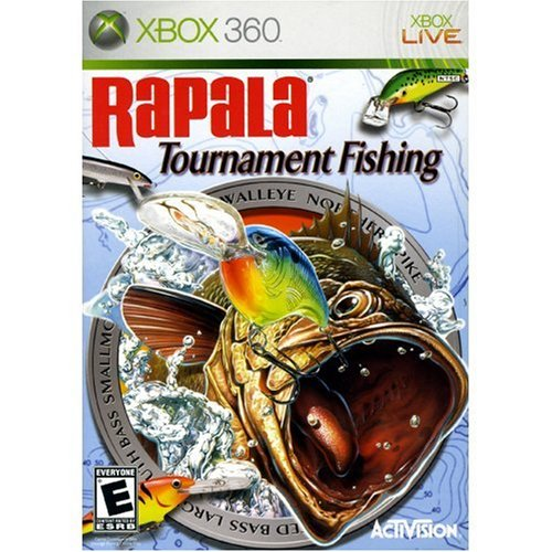 Rapala Tournament Fishing - Xbox 360 (Rapala Trophies)