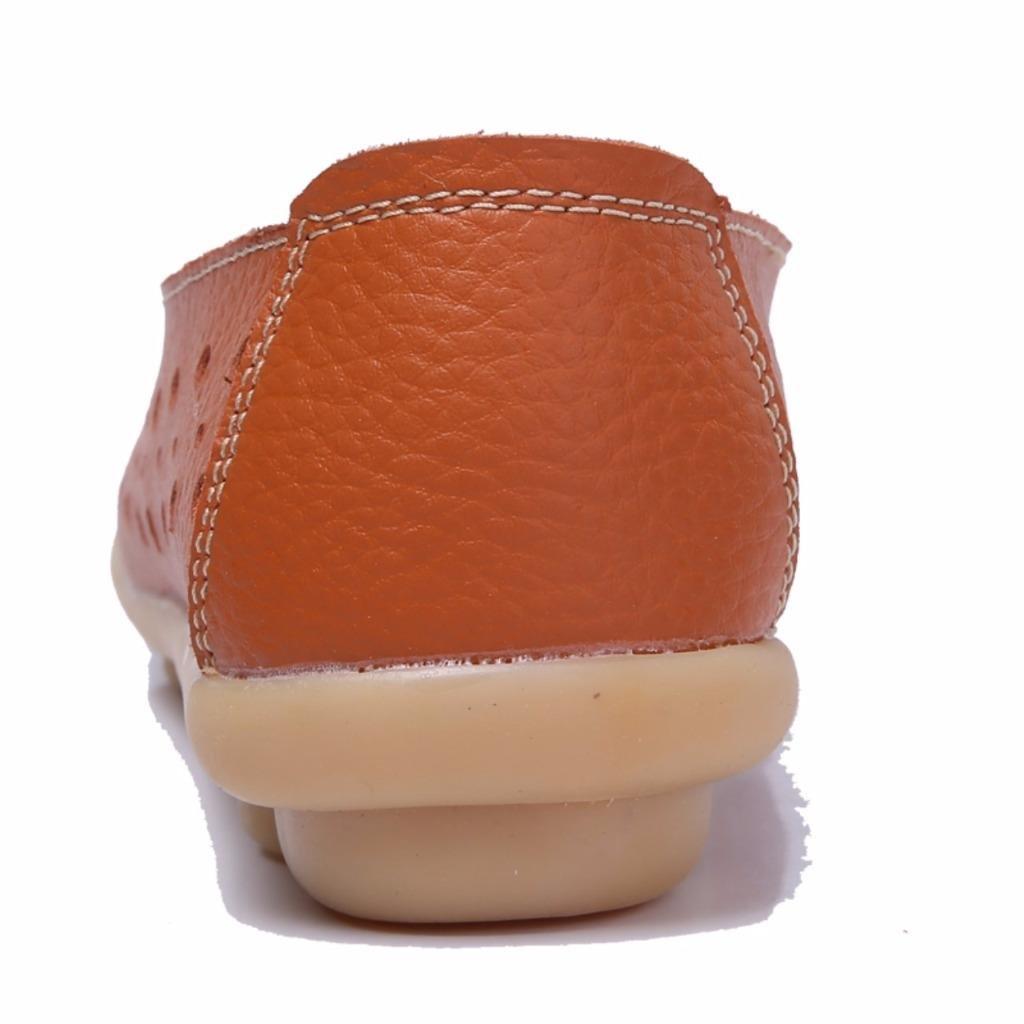 ZQ YYZ Zapatos de mujer - Tac¨®n Plano - Mocas¨ªn / Punta Redonda / Punta Cerrada - Planos - Casual - Ante - Negro / Azul / Rosa / Morado , pink-us6.5-7 / eu37 / uk4.5-5 / cn37 , pink-us6.5-7 / eu37 /