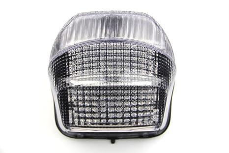 Luces de freno LED con intermitentes integrados para Honda CBR 1100 XX 1999 / 2006 (