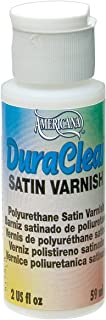 product image for DecoArt Americana DuraClear Varnishes, 2-Ounce, Satin