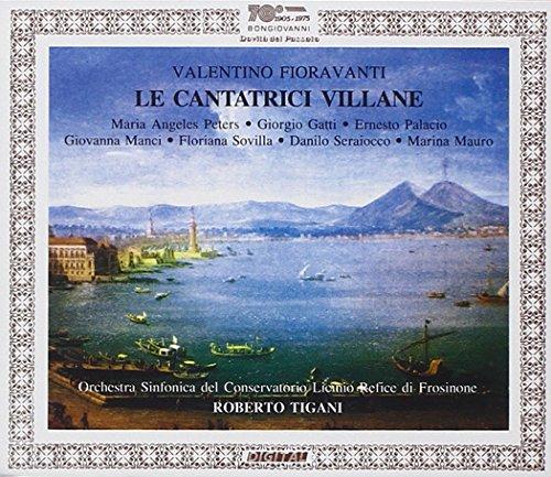 Le Cantatrici Villane - On Valentino Line