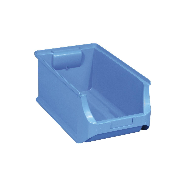 Allit 456212 Bac à Bec Taille 4 355x205x150mm Bleu