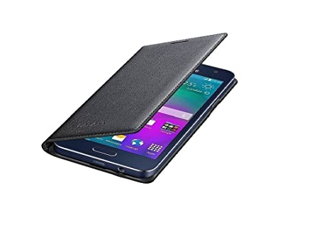 Lively Leather Flip Cover For Samsung Galaxy Tab A 9.7 T550 Black Tablet Accessories