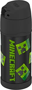 Thermos F4019MI6 Funtainer 12 Ounce Bottle, Minecraft