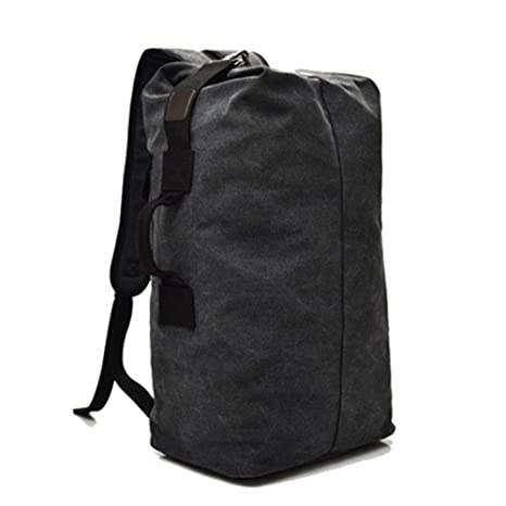 Amazon.com   Oarea Multifunctional Military Tactical Canvas Backpack ... 5a8c07d03ae
