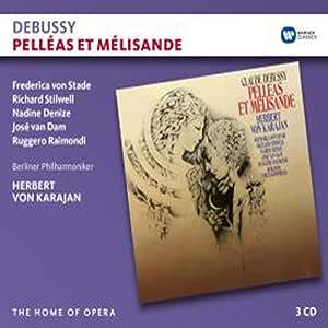 Debussy Pelleas Et Melisande