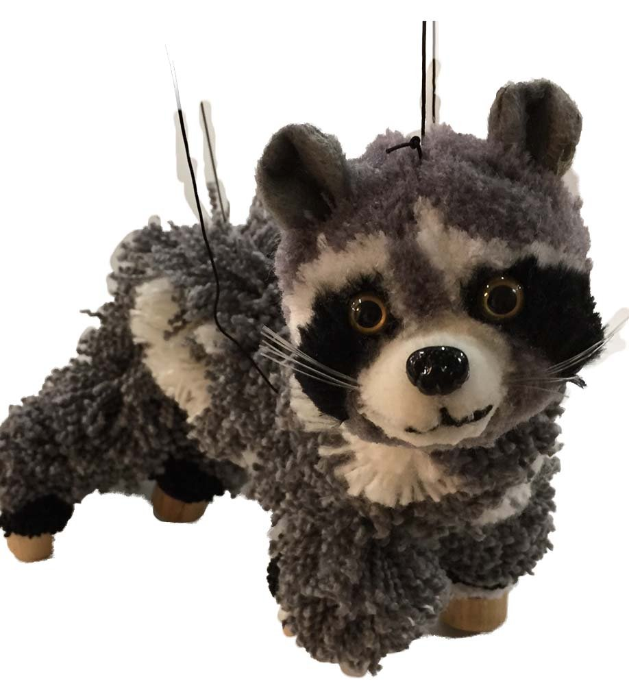 Cute Racoon Marionette Puppet