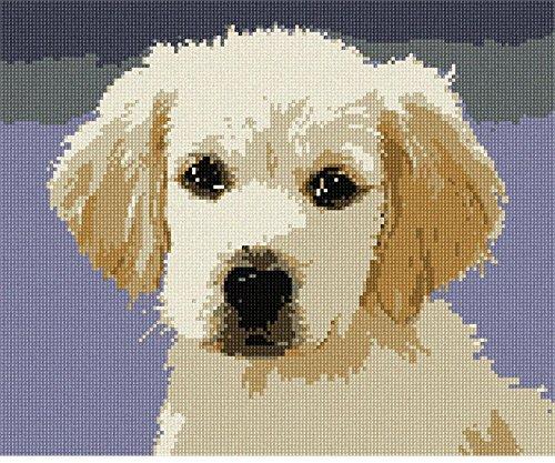 oint Kit (Puppy Needlepoint Kit)