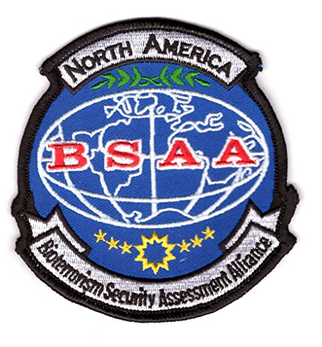 Bsaa Costume (BSAA North America Resident Evil Costume Cosplay Shoulder Patch)