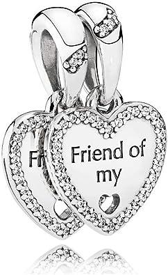 charms amicizia pandora