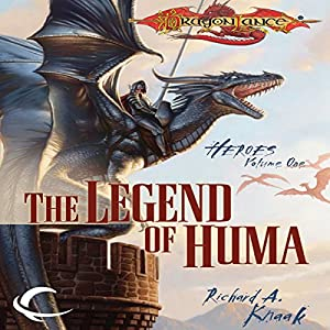 The Legend of Huma Audiobook