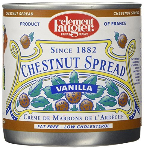 UPC 852662731293, Clement Faugier Gourmet Chestnut Spread From France Vanilla 17.5 oz