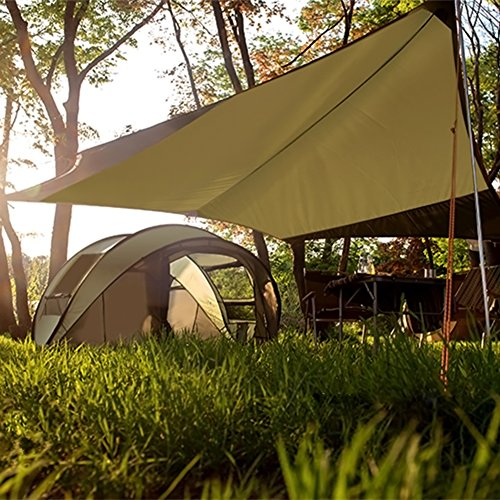 RoseSummer Camping Tent Automatic Speed Open Large 5~6 People Camping Tents by RoseSummer (Image #3)