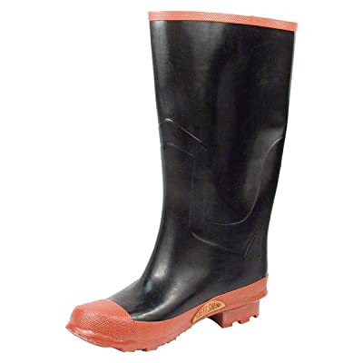 Amazon.com : Rothco 15.5 Inch Rubber Rain Boot : Sports & Outdoors