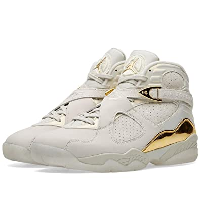 b288410086ad Air Jordan 8 Championship Pack  quot Championship Trophy quot  Light Bone Metallic  Gold-