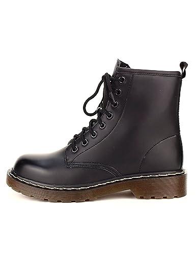 Noire Docks Taille Chaussures Femme 41 Montante CendriyonBottine mNnv0O8w