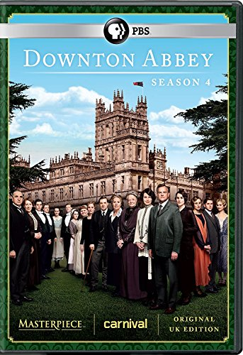 Masterpiece: Downton Abbey Season 4 DVD Box Set