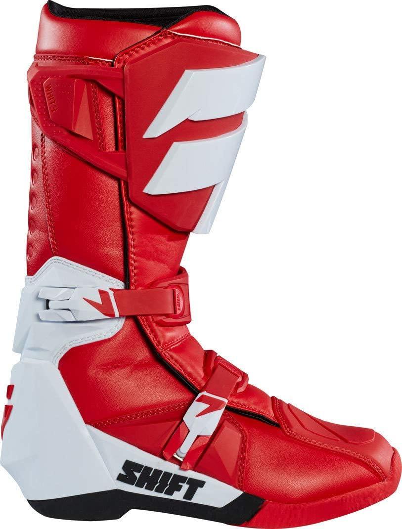 Shift 2020 White Label Boots 12 White//Black