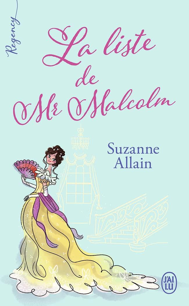 La liste de Mr Malcolm de Suzanne Allain 61qTmiSR4lL
