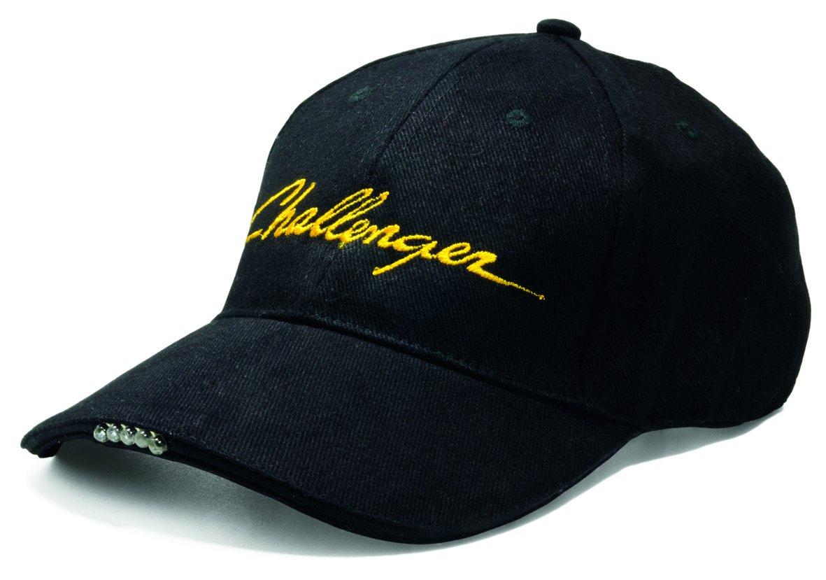 Challenger Baseball CAP with Velcro Fastener f98534409b3
