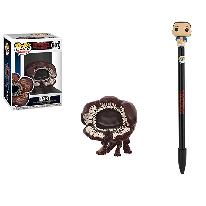 Amazon.com: Funko POP. televistion Stranger cosas: Dart ...