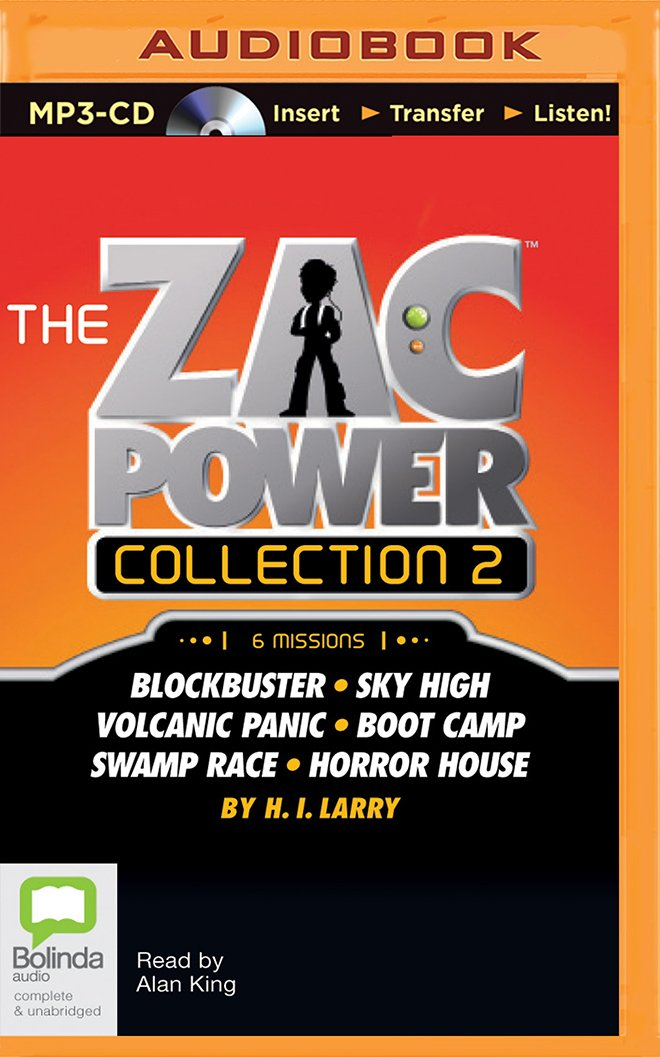 Download Zac Power Collection #2 pdf
