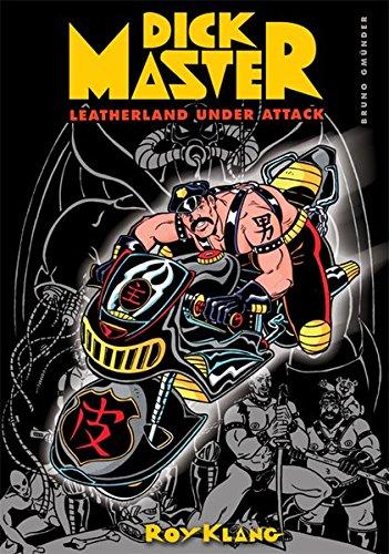 Download Dick Master: Leatherland Under Attack pdf epub